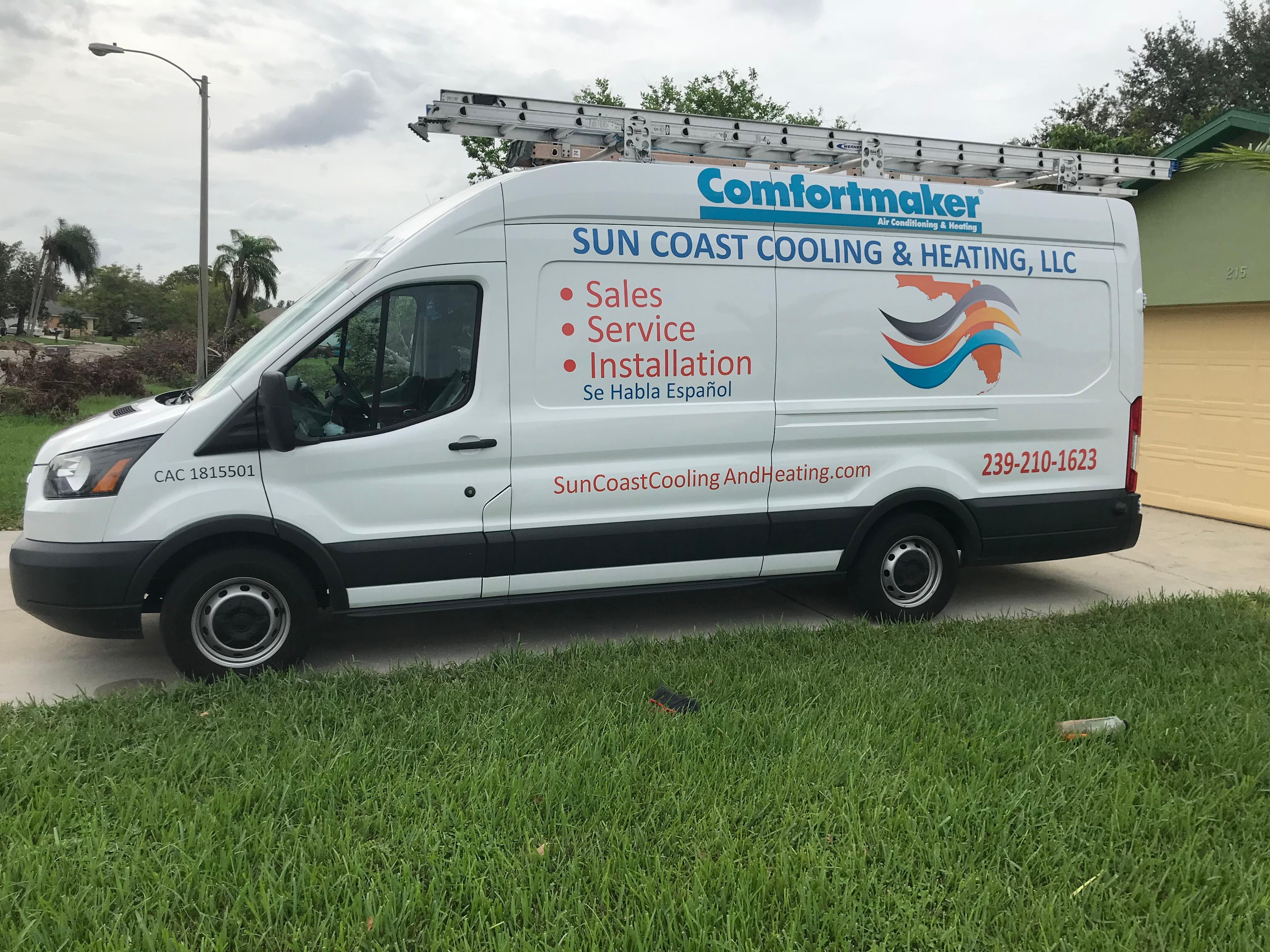 Suncoast Cooling & Heating LLC image 0