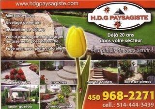 H D G Paysagiste