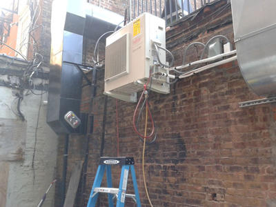 UWS Heating & Cooling