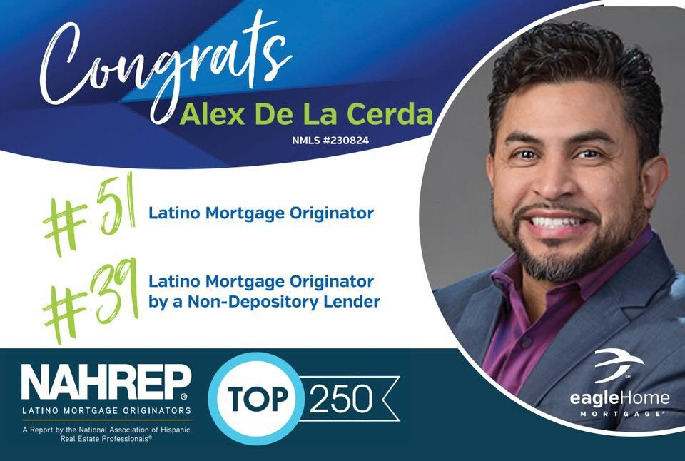 De La Cerda Team - EagleHome Mortgage image 1