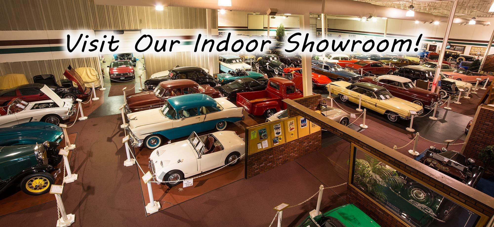 Ellingson Car Museum Sales Rogers Drive Rogers Mn