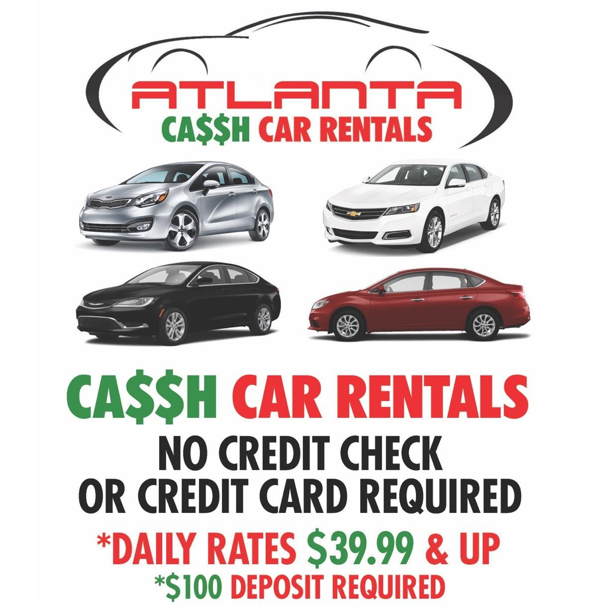 ATLANTA (CASH) CAR RENTALS, INC.