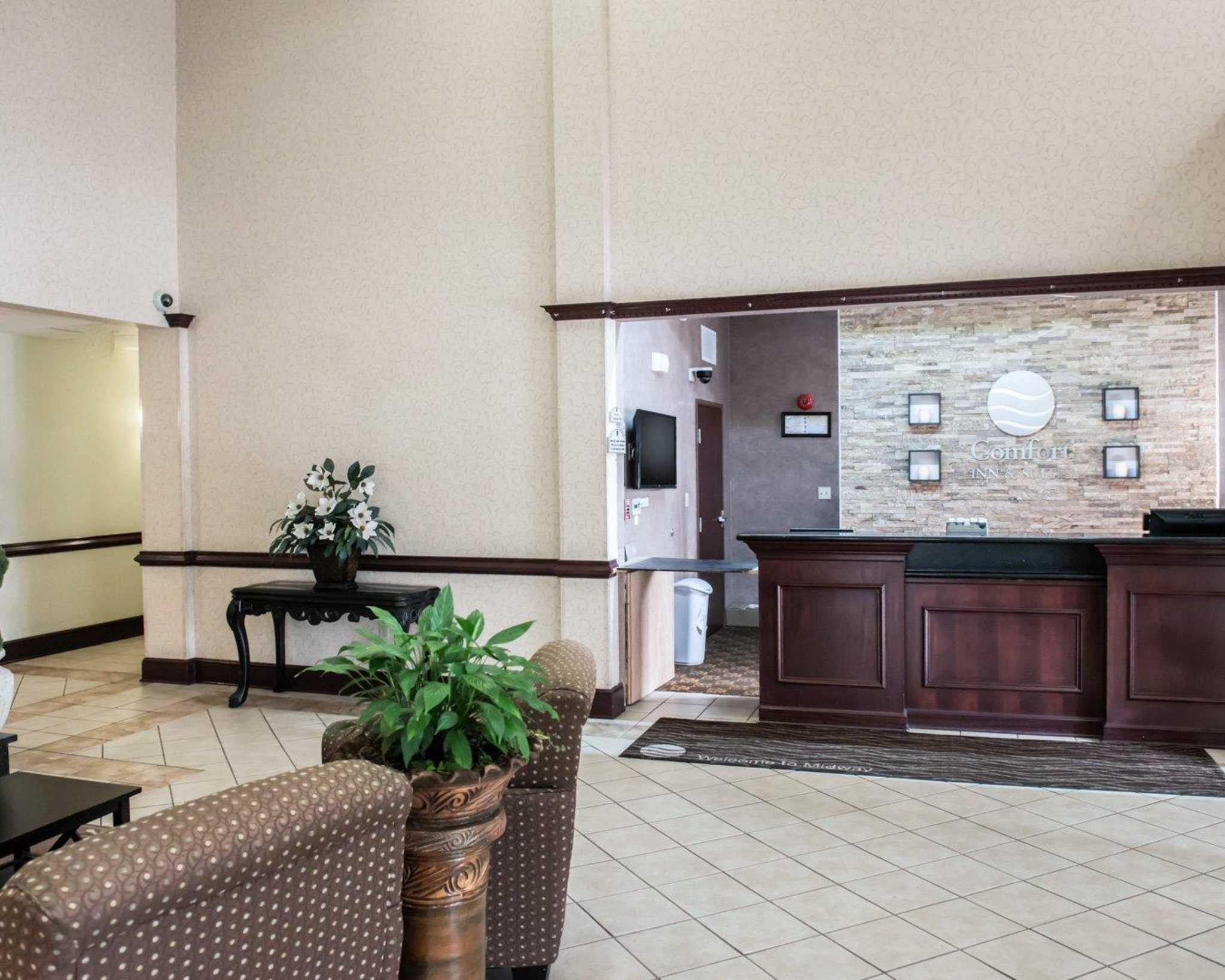 Comfort Inn & Suites Midway - Tallahassee West image 15