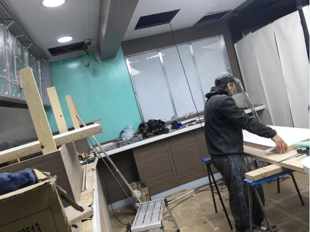 Pro8 Carpentry & Shop Fit