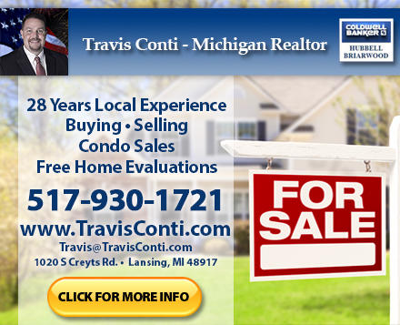 Travis Conti-Michigan Realtor image 0