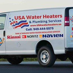 USA Water Heaters & Plumbing Services image 3