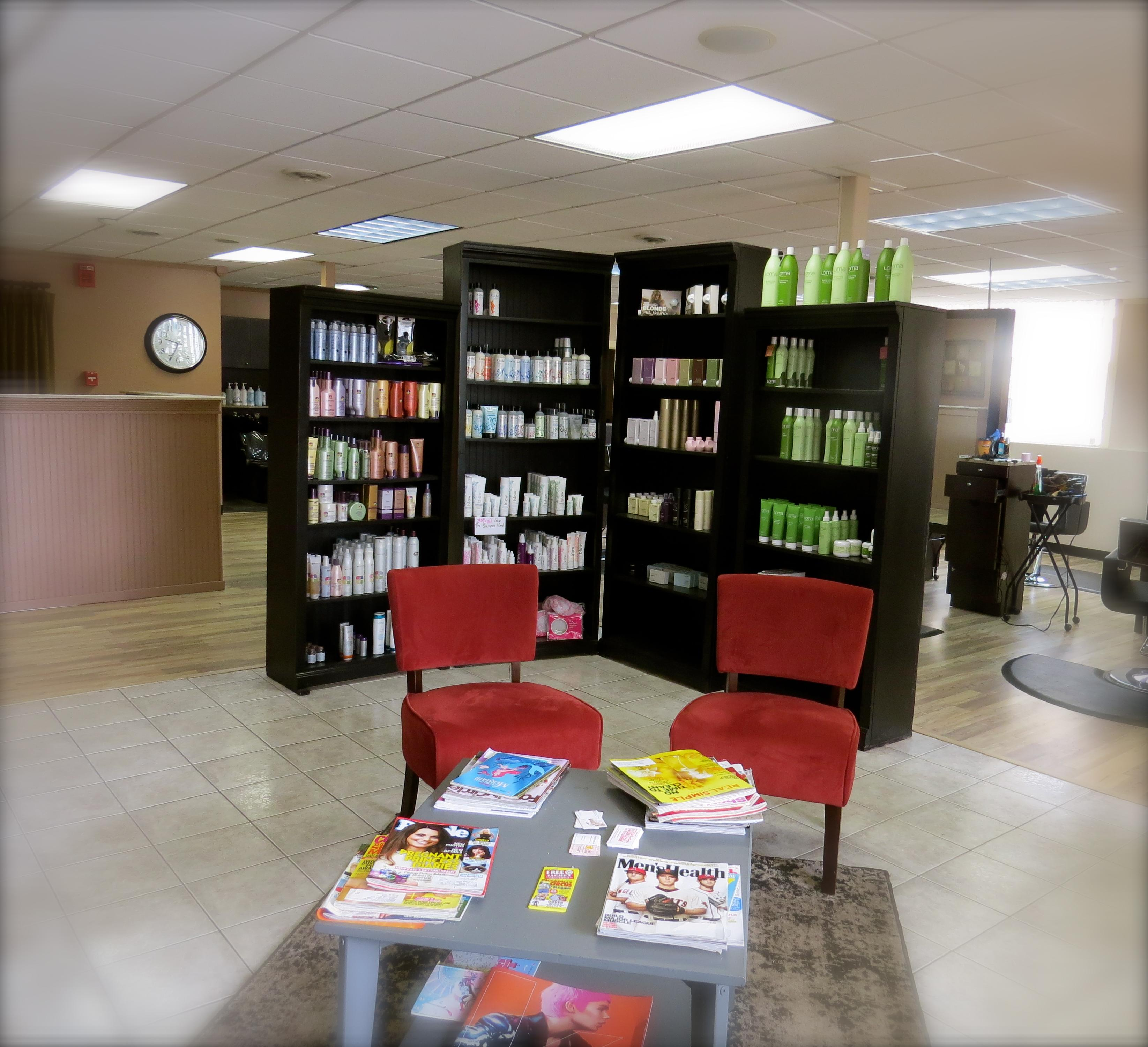 Kintempo hair salon in exeter nh whitepages for Hair salon perfect first essential