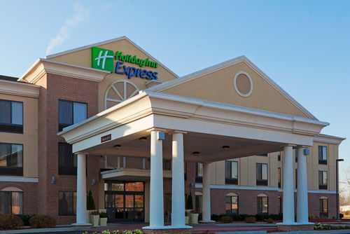 Holiday Inn Express & Suites Martinsville-Bloomington Area image 2
