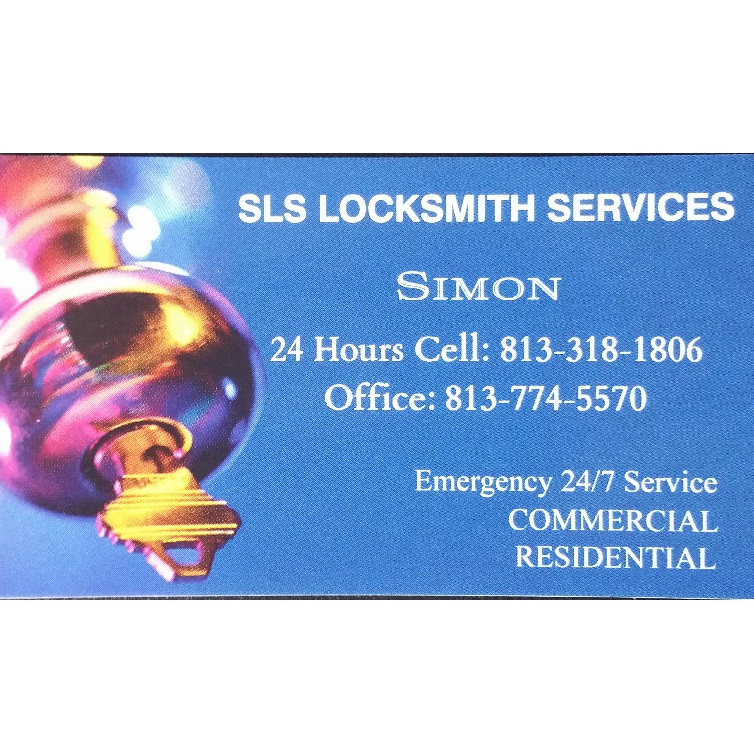 SLS Locksmith  and  Services Inc