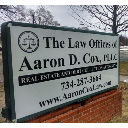 The Law Offices of Aaron D. Cox, PLLC