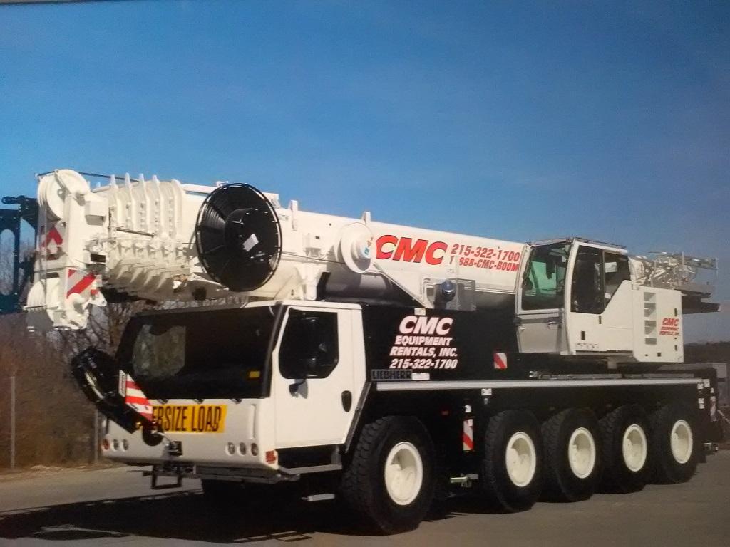 CMC Equipment Rental Inc image 0