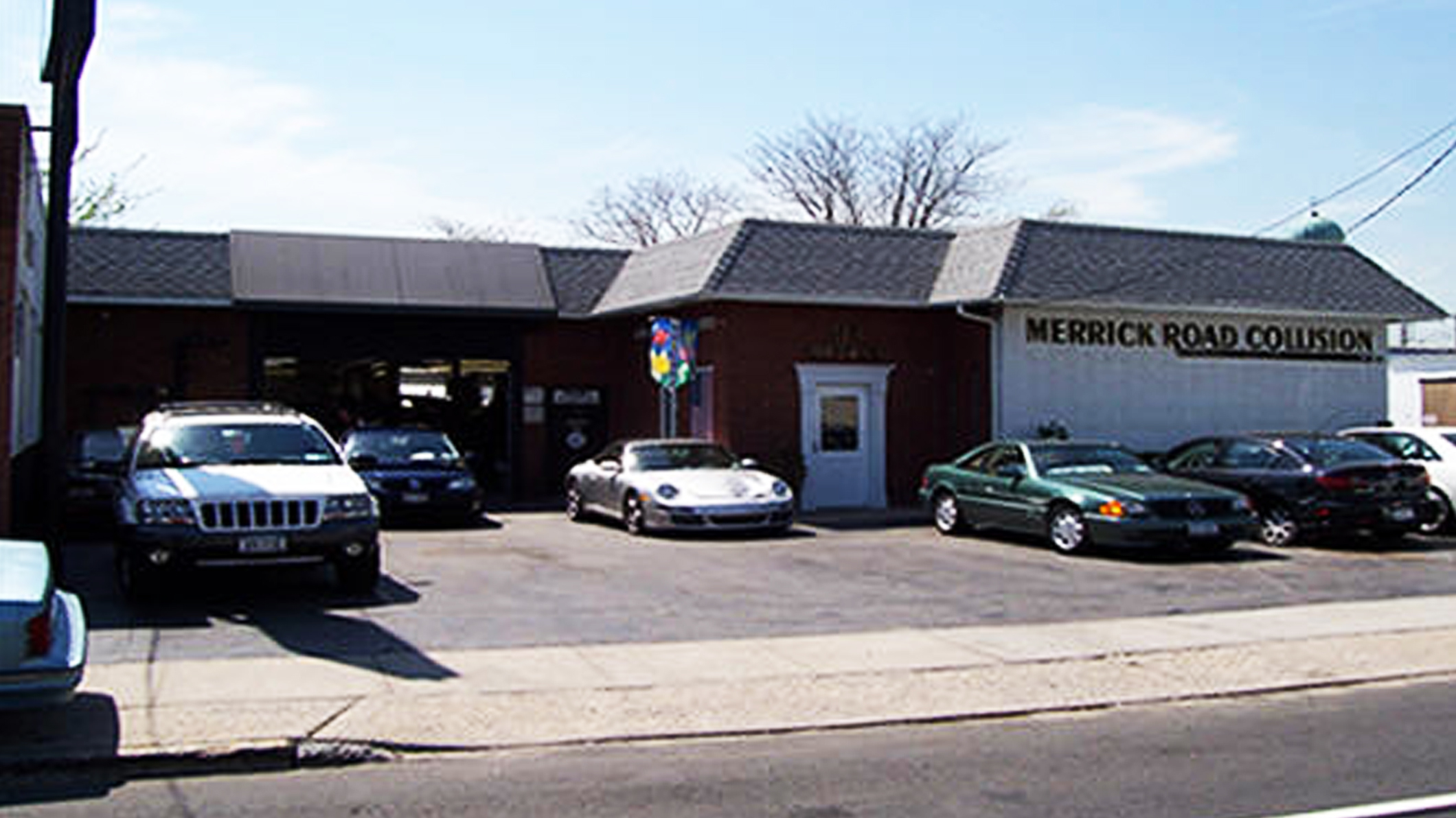 Merrick Road Collision - ad image