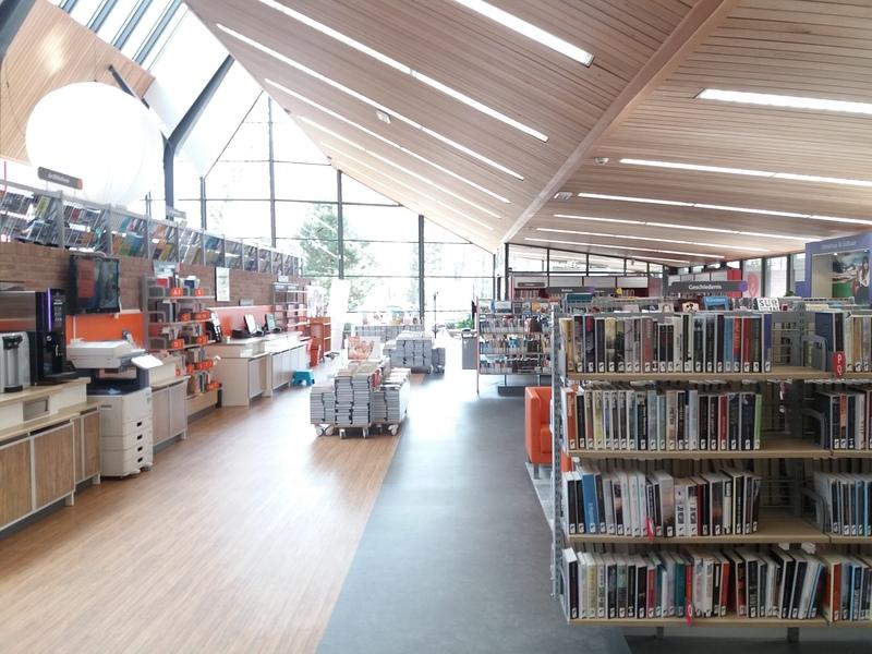 Bibliotheek Oosterbeek de (in De Klipper)