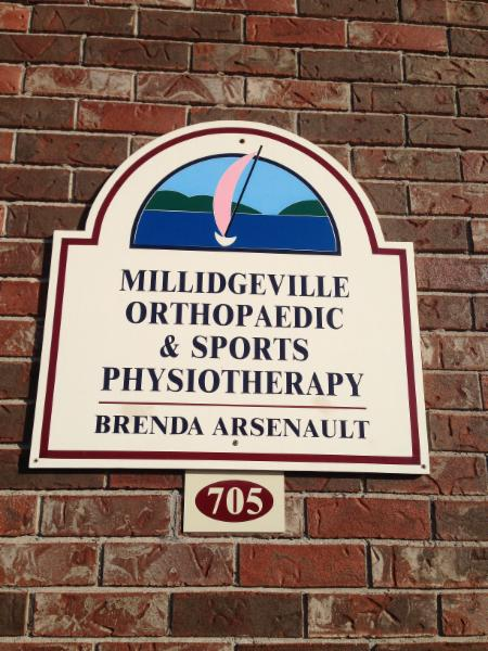 Millidgeville orthopaedic sports physiotherapy saint john for Cash piscine cuers