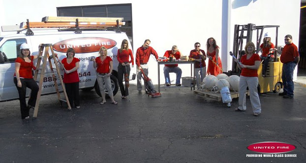 United Fire Protection image 0
