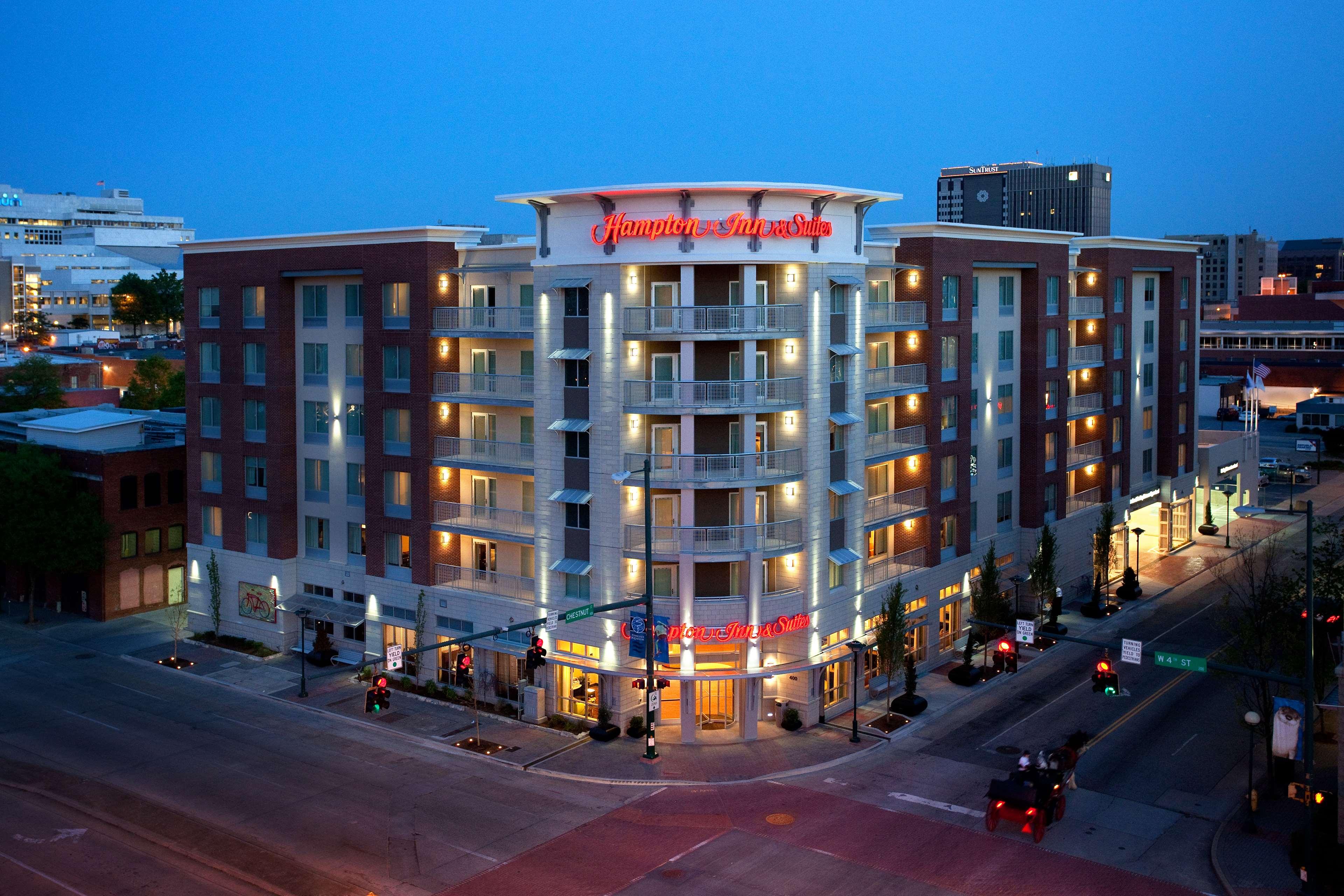 Hampton Inn & Suites Chattanooga/Downtown