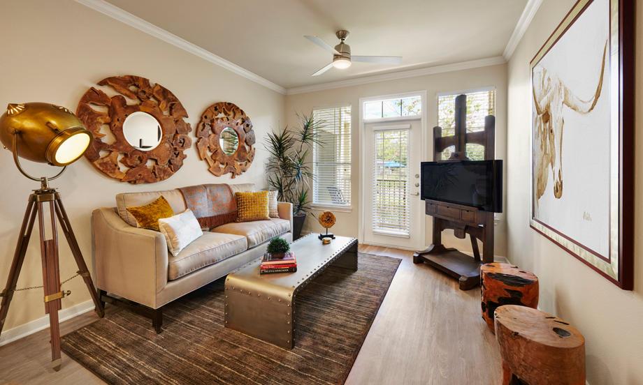Camden Cedar Hills Apartments image 2