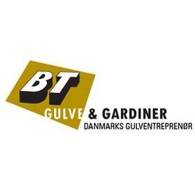 BT Gulve og Gardiner Aarhus logo