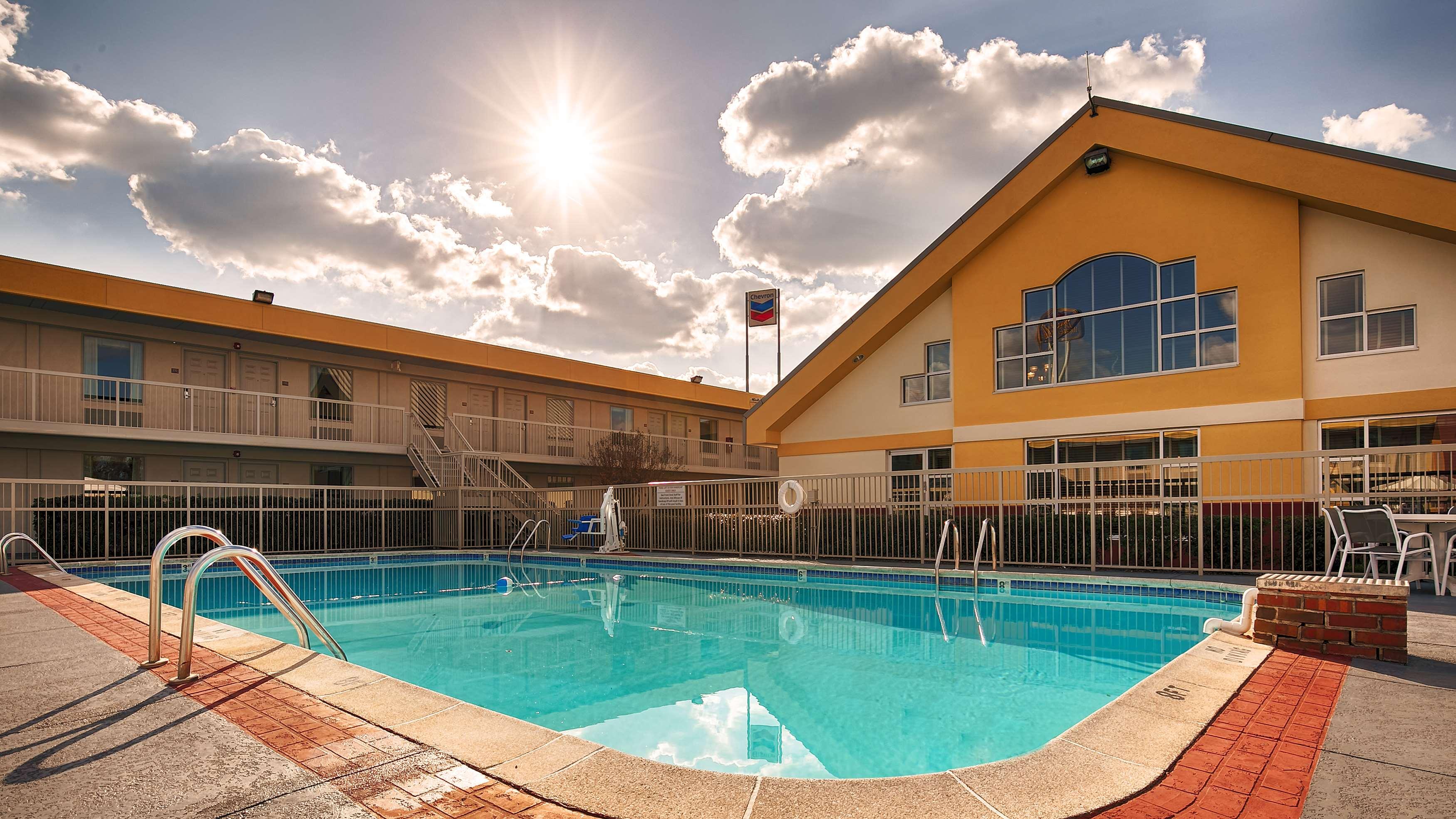 Best Western University Inn Tuscaloosa Al Company Page