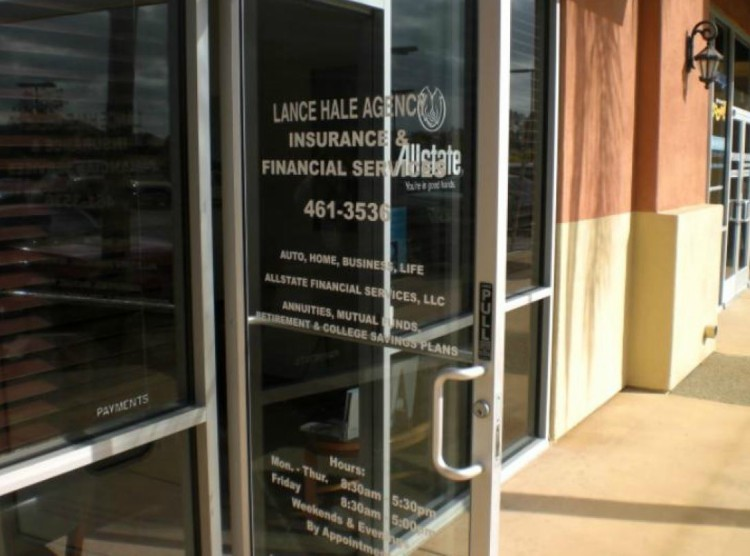 Lance Hale: Allstate Insurance