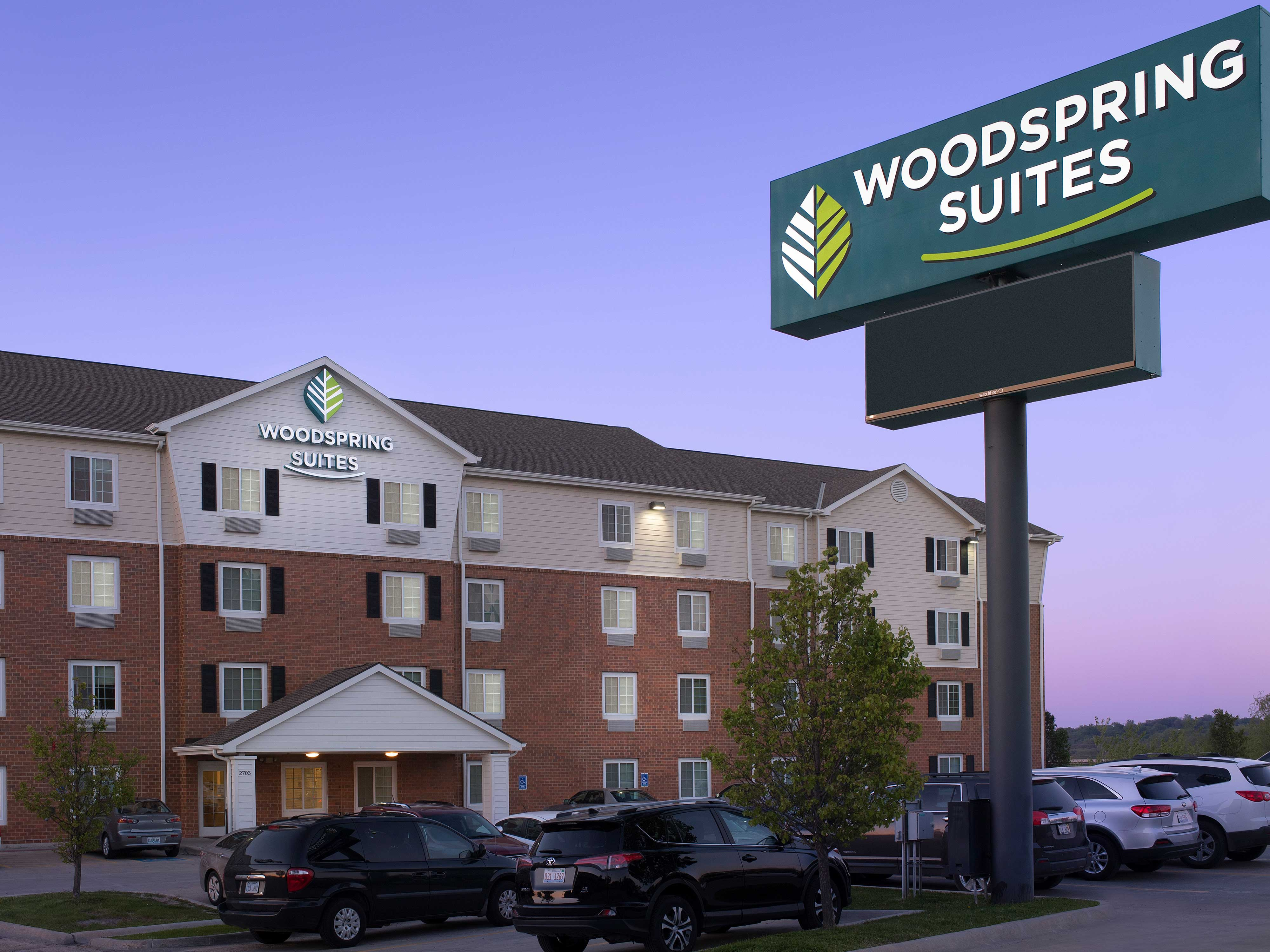 WoodSpring Suites Omaha Bellevue image 20