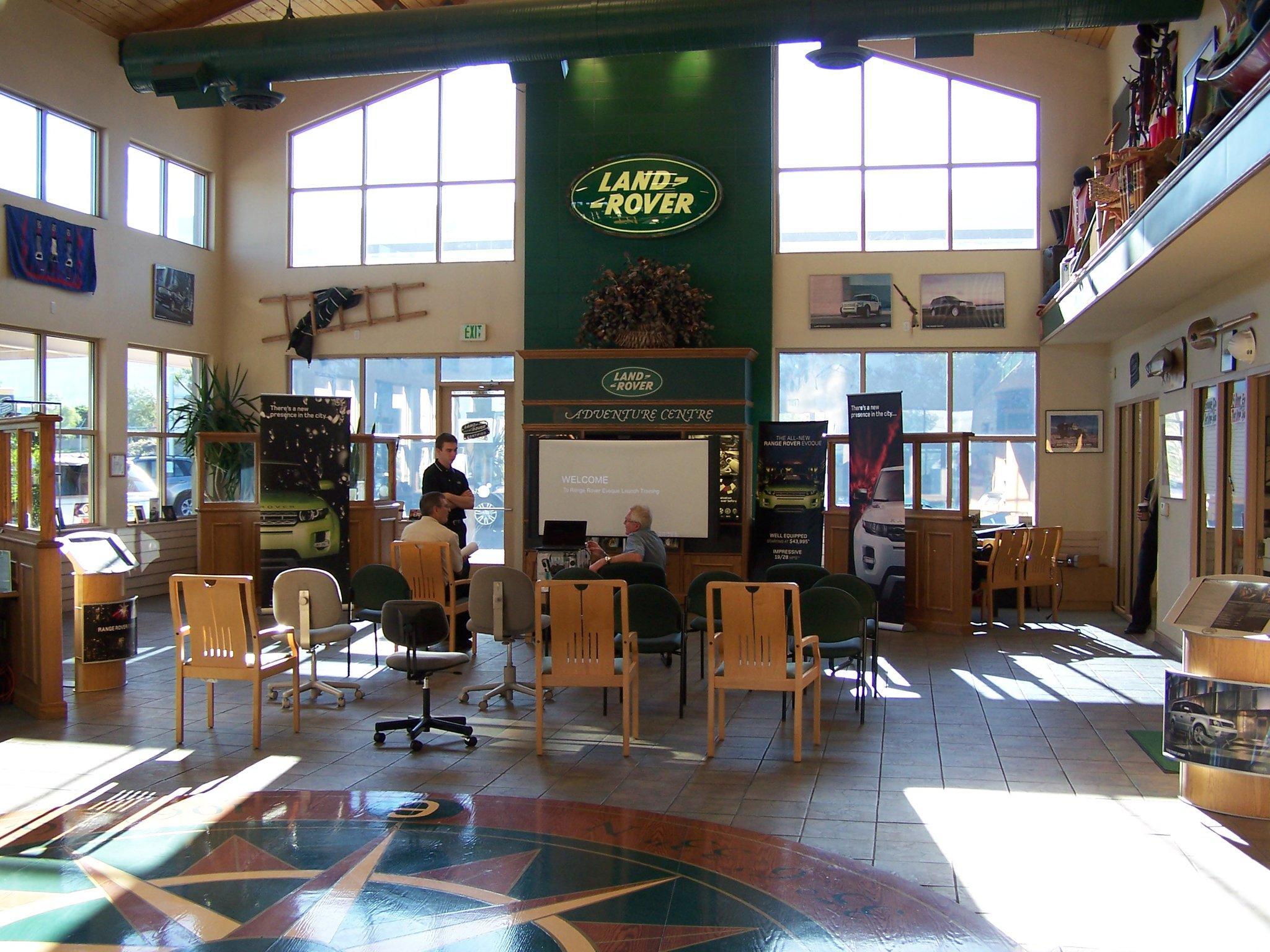 Land Rover Albuquerque image 1