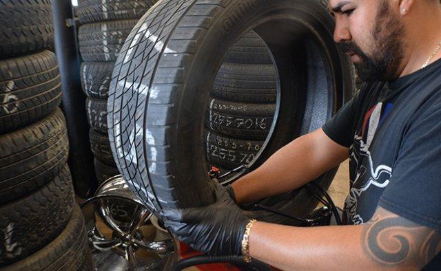 Ortiz Tire Shop image 3