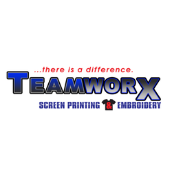 Teamworx Screen Printing & Embroidery
