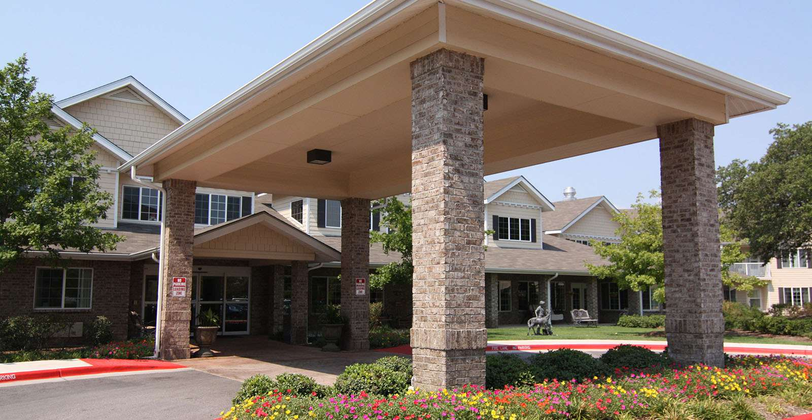 A touch of home is located in beautiful round rock, tx