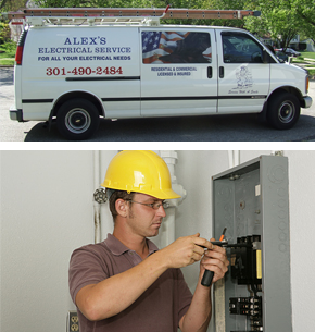 Alex's Electrical Service image 0