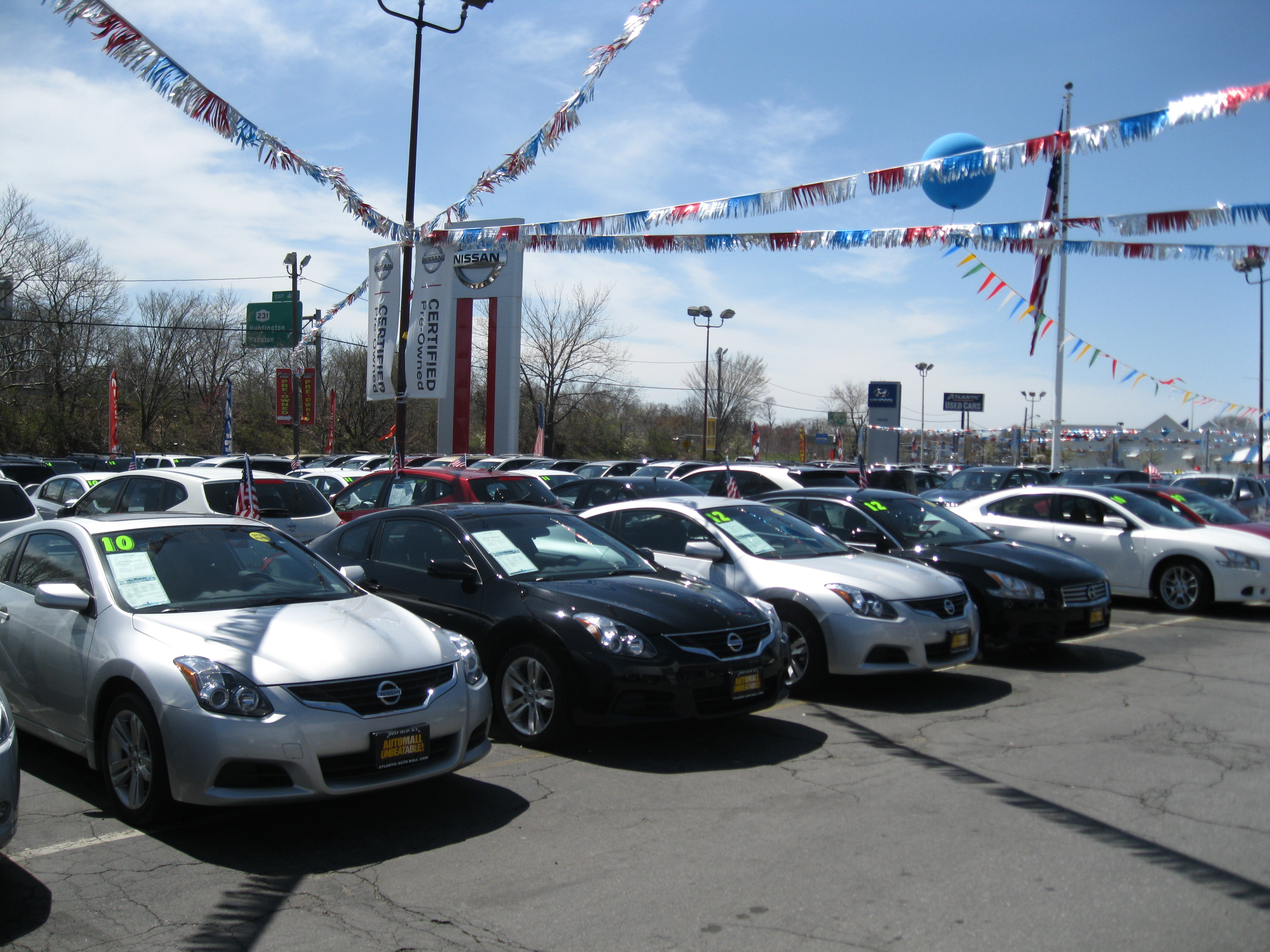 Lovely Atlantic Nissan 1521 Sunrise Highway Bay Shore, NY Car Service   MapQuest