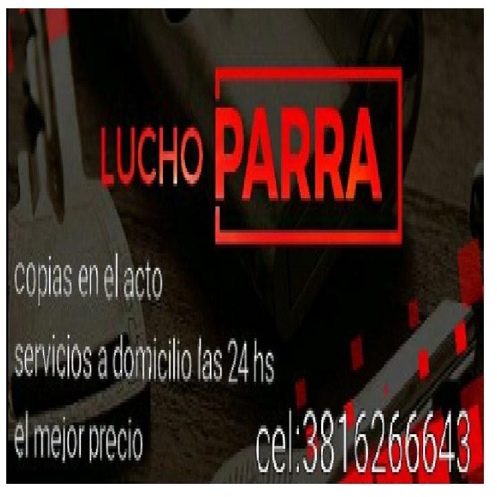 Cerrajería Lucho Parra