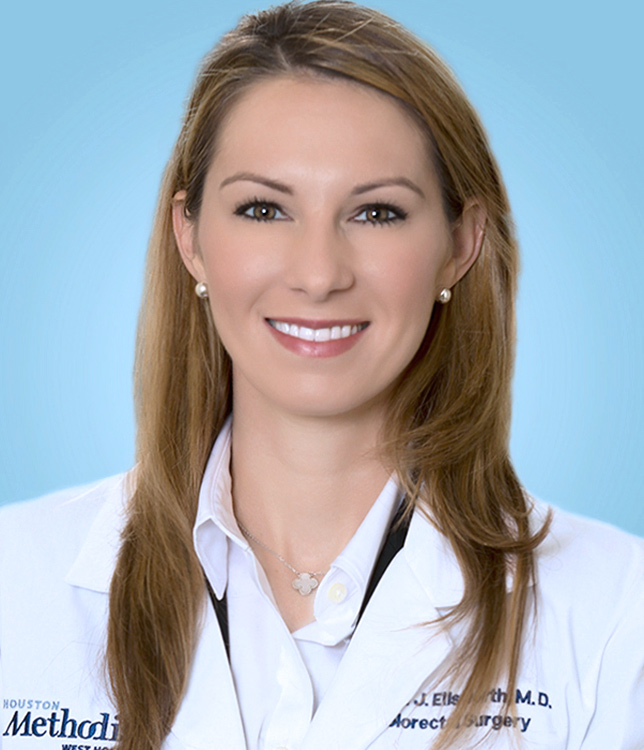 Rachel Ellsworth, MD, FACS image 1
