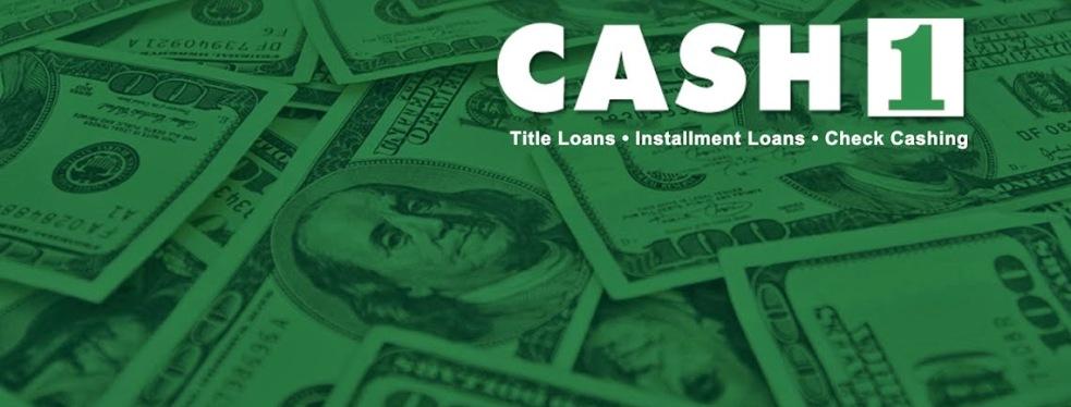 CASH 1 Loans image 0