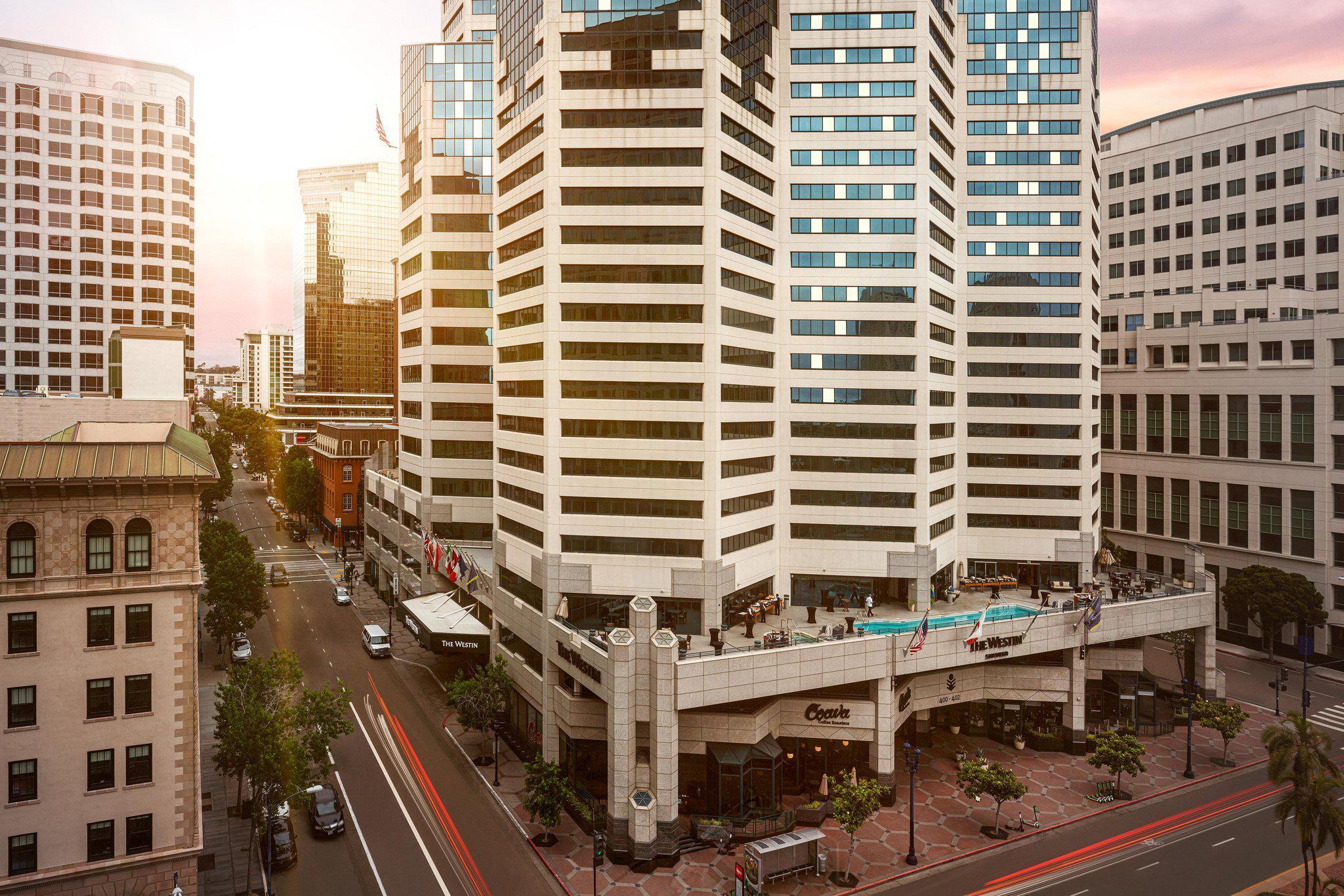 The Westin San Diego Downtown