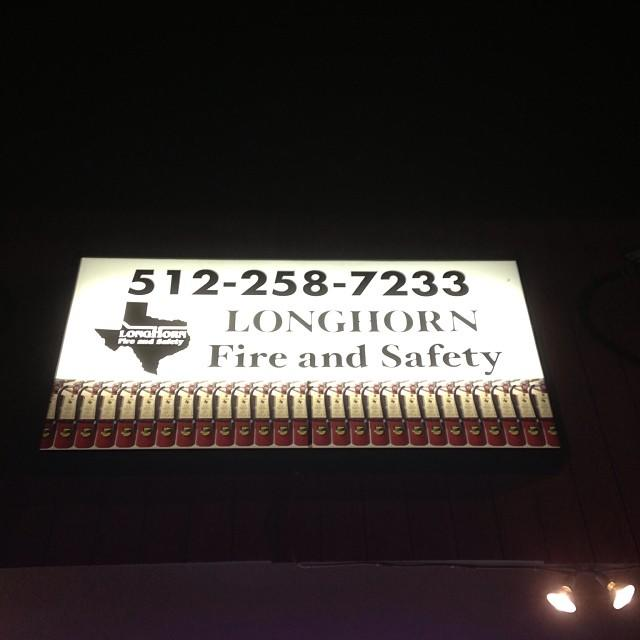 Longhorn Fire and Safety 2716 S Congress Ave Austin, TX