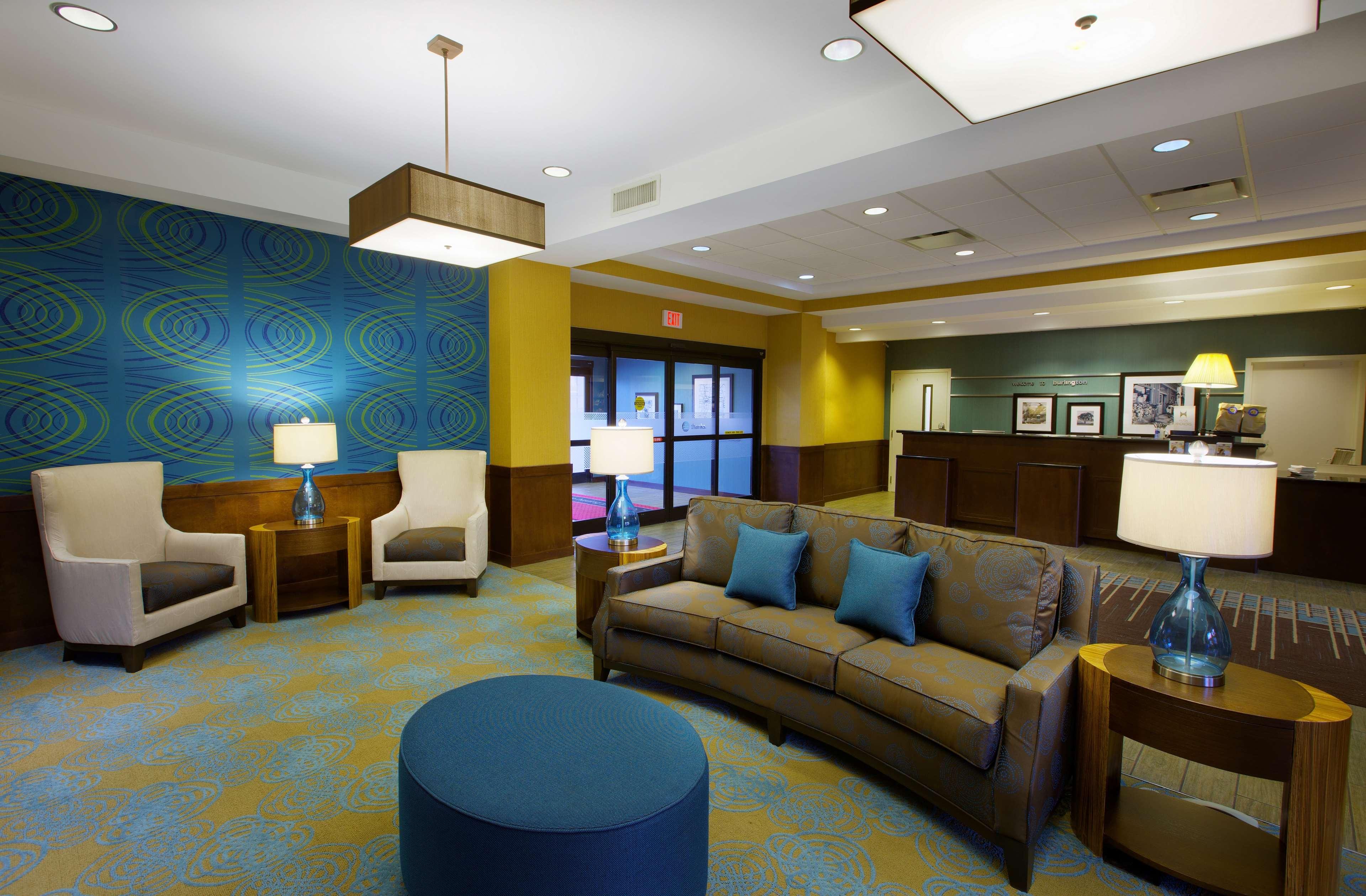 Hampton Inn & Suites Burlington image 3