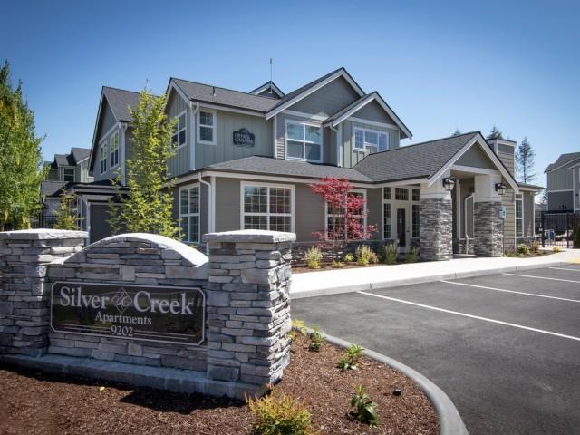 Silver Creek Apartments Puyallup Wa