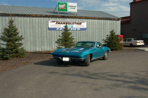 Classic 67 Corvette
