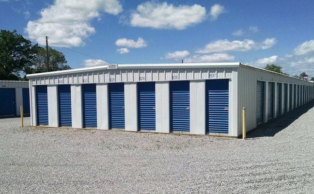 5' x 10' Mini Storage Units in Montgomery, Alabama 36104.
