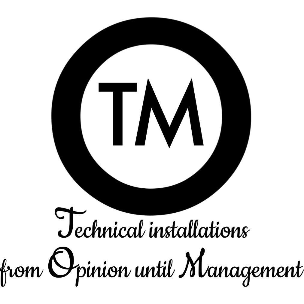 Logo T-O-M bvba