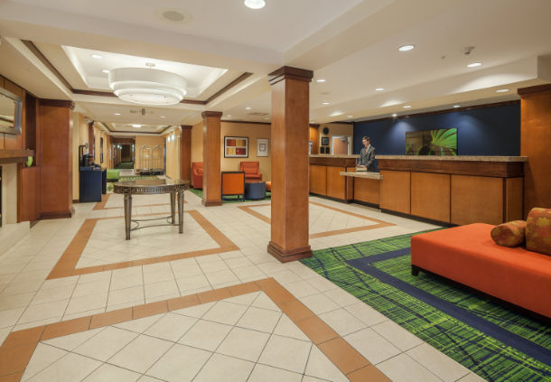 Fairfield Inn & Suites by Marriott Jacksonville Beach image 1