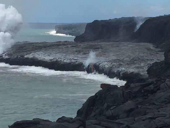 Big Island Lava Boat image 3