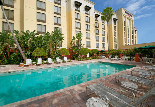 SpringHill Suites by Marriott Tampa Westshore Airport image 14