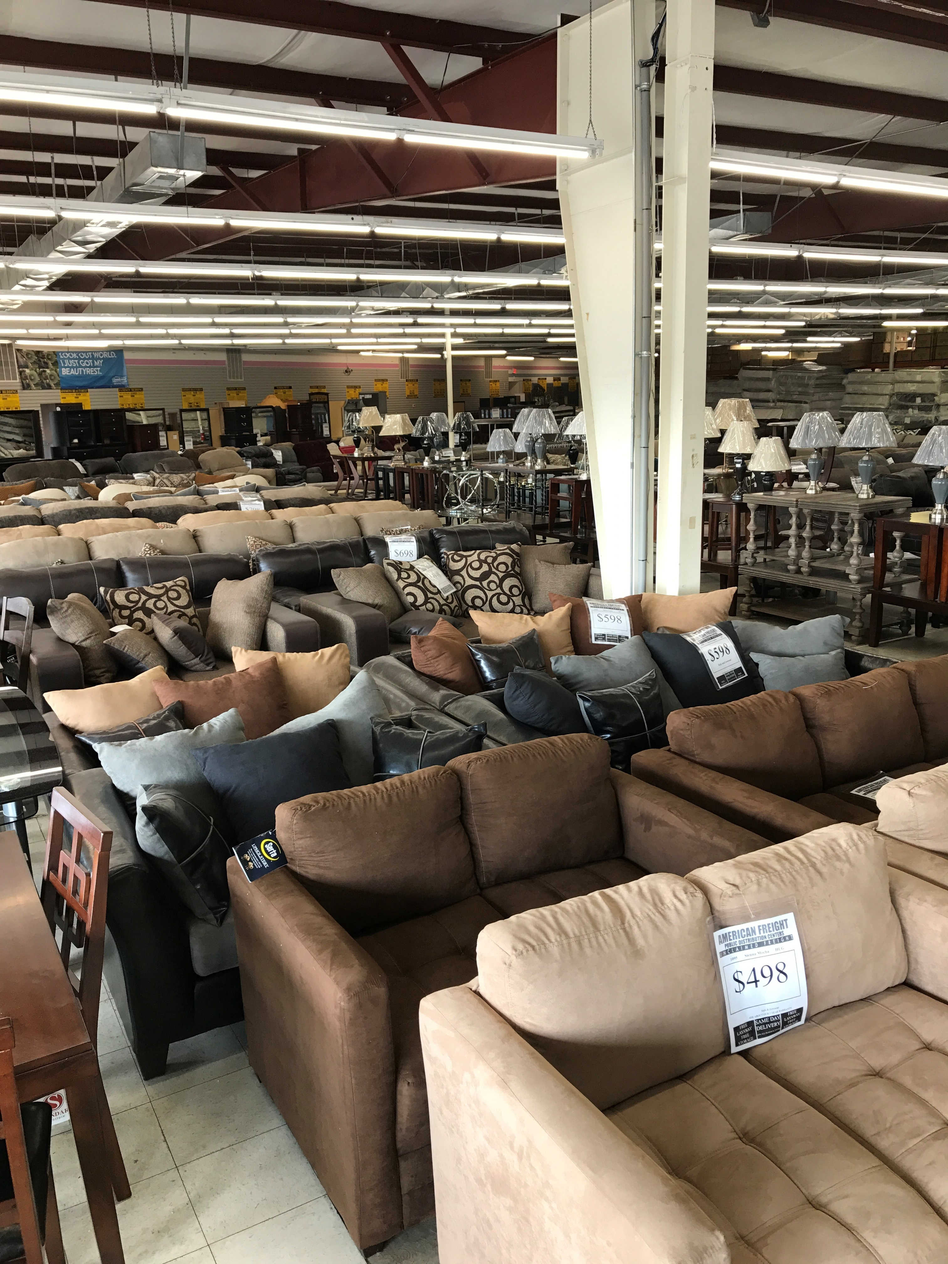 Merveilleux American Freight Furniture And Mattress 2518 North Memorial Parkway  Huntsville, AL Furniture Stores   MapQuest