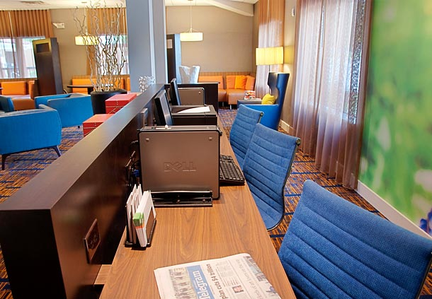 Courtyard by Marriott Fort Worth I-30 West Near NAS JRB image 5