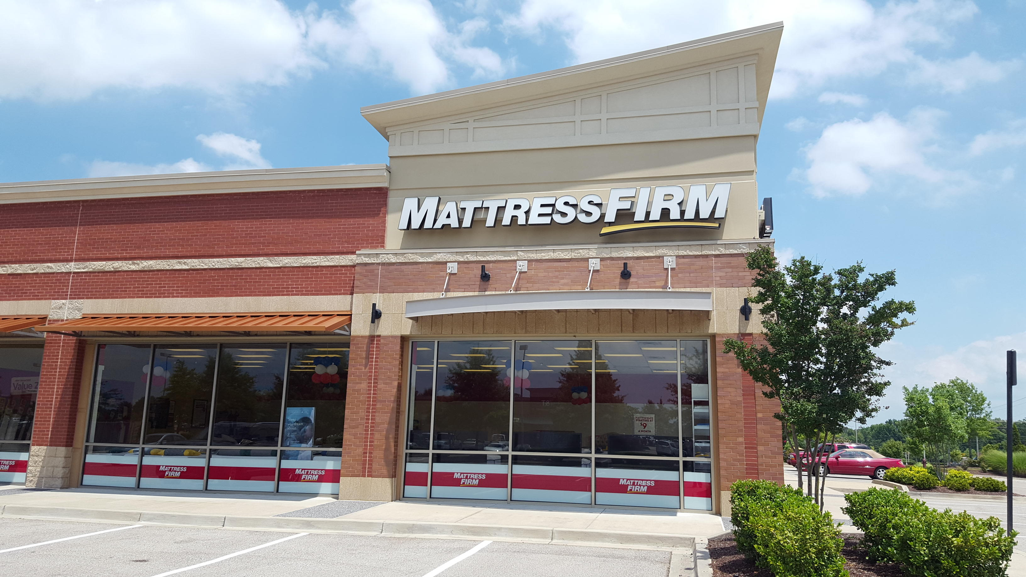 Mattress Firm Wedge Olive Branch image 3