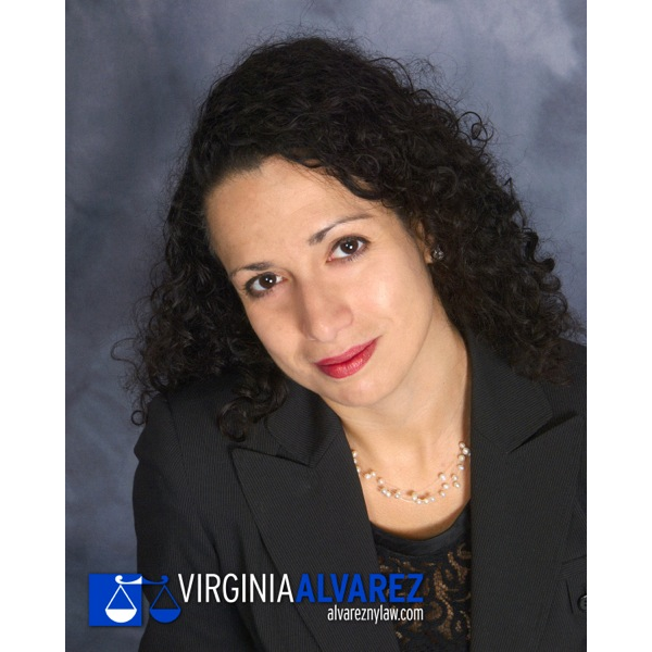 photo of Virginia Alvarez Attorney at Law