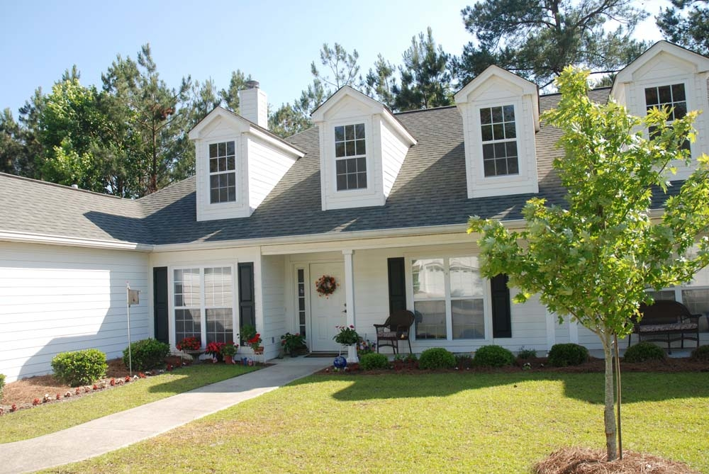 The patio homes of cumberland village a marrinson senior for Home builders aiken sc