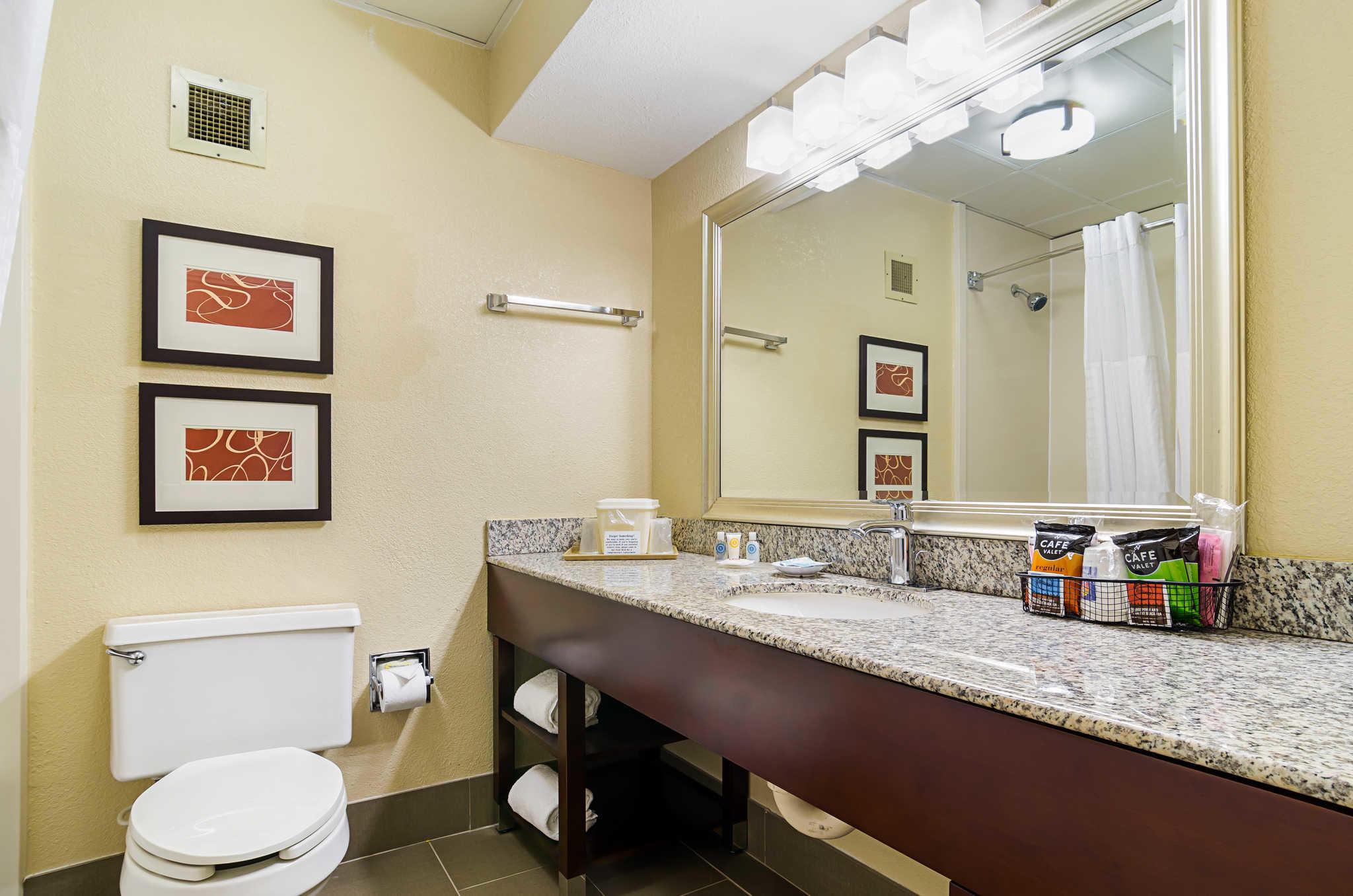 Comfort Inn & Suites Duke University-Downtown image 24